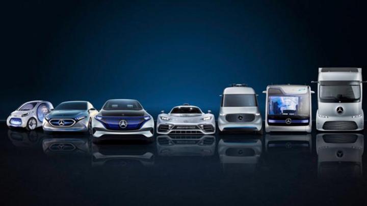 Um seine Elektromobilitätsstrategie zu forcieren, kauft Daimler Batteriezellen im Gesamtvolumen von 20 Milliarden Euro.