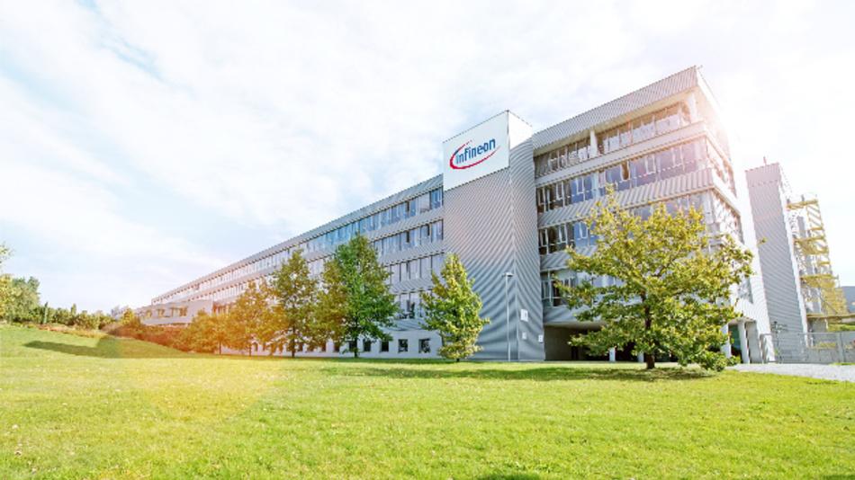 Das neue Entwicklungszentrum in Dresden.