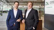 Adrian Obrist und Bert de Haes von digitalStrom.