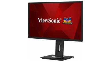 Der VG2748 soll sich dank verschiedener Anschlüsse und zahlreicher Features für professionelle Anwendungen eignen.