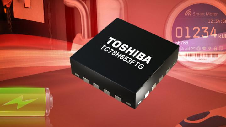 Der Treiber ist für die Ansteuerung von Low-Voltage-Antrieben ausgelegt.