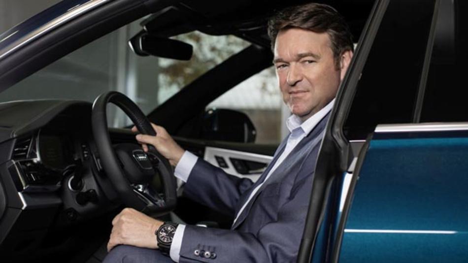 Bram Schot wird zum 01.01.2019 neuer Audi-Vorstandsvorsitzender.