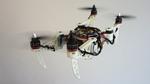 Faltbare Drohne als Lebensretter