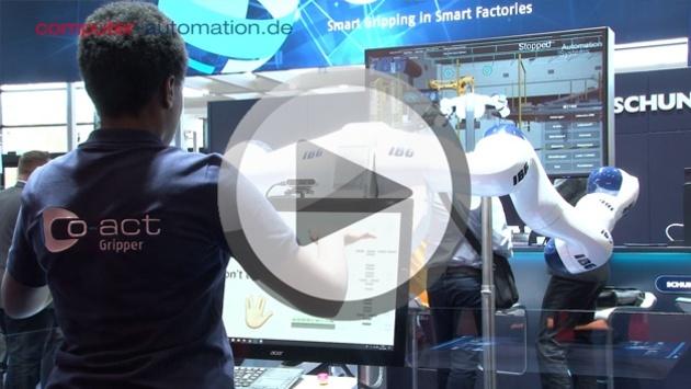 SPS IPC Drives 2018 Die drei Messetage im Video-Überblick
