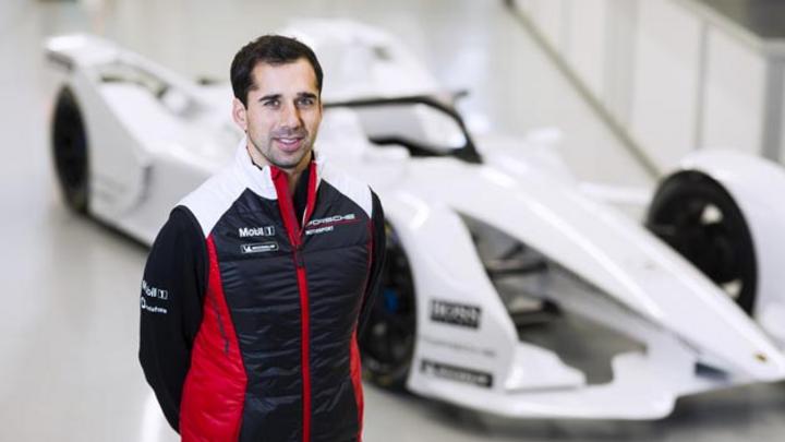 Porsche hat mit Neel Jani seinen ersten Fahrer benannt, der mit dem Formel-E-Einstieg in Saison 6 für den Sportwagenhersteller an den Start geht.