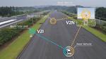 Cellular-V2X-Feldversuche in Japan erfolgreich beendet