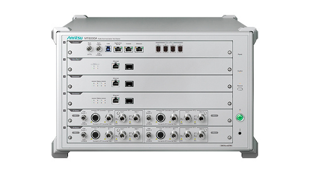 Radio Communication Test Station MT8000A von Anritsu
