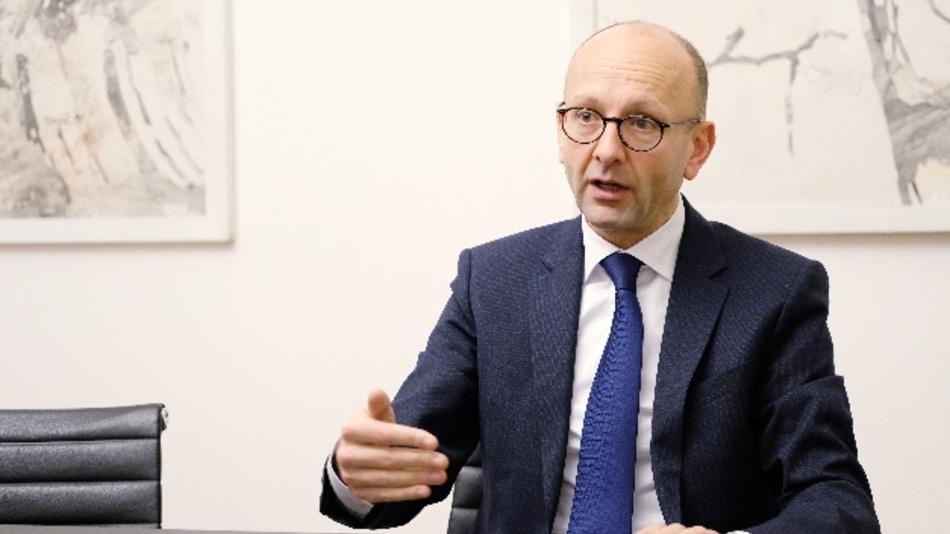 Rechtsanwalt und Insolvenzverwalter Lucas Flöther von der Kanzlei Föther und Wissing.