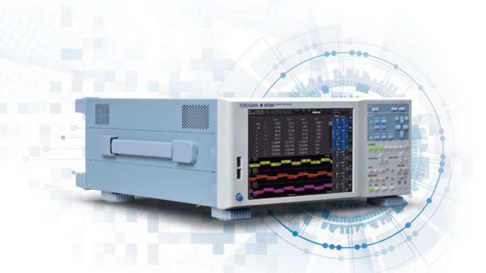Präzisions-Leistungsmessgerät an der Spitze des technisch Machbaren.