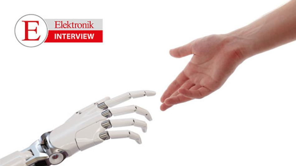FortSchritte und Anwendungen zwischen Mensch und Roboter in der KI.