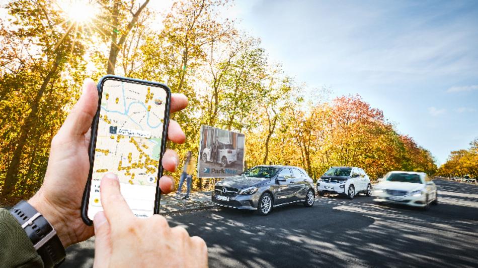 BMW und Daimler schaffen ein ganzheitliches, intelligentes und verknüpftes Ökosystem an Mobilitätsdiensten.