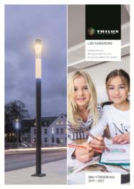Trilux Broschüre: BMU-Förderung 2019-2022