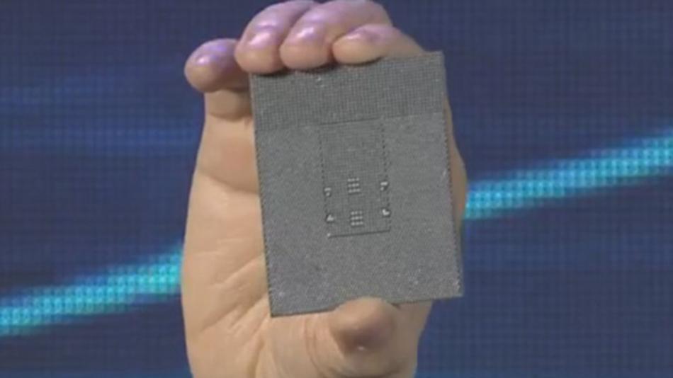 Das in 7 nm gefertigte Kunpeng-920-SoC beinhaltet 64 von Huawei eigens entwickelte Armv8-CPU-Cores.