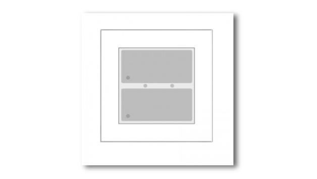 Produktbild: NFC-Transponderleser und Tastenfeld LCN–GT2T