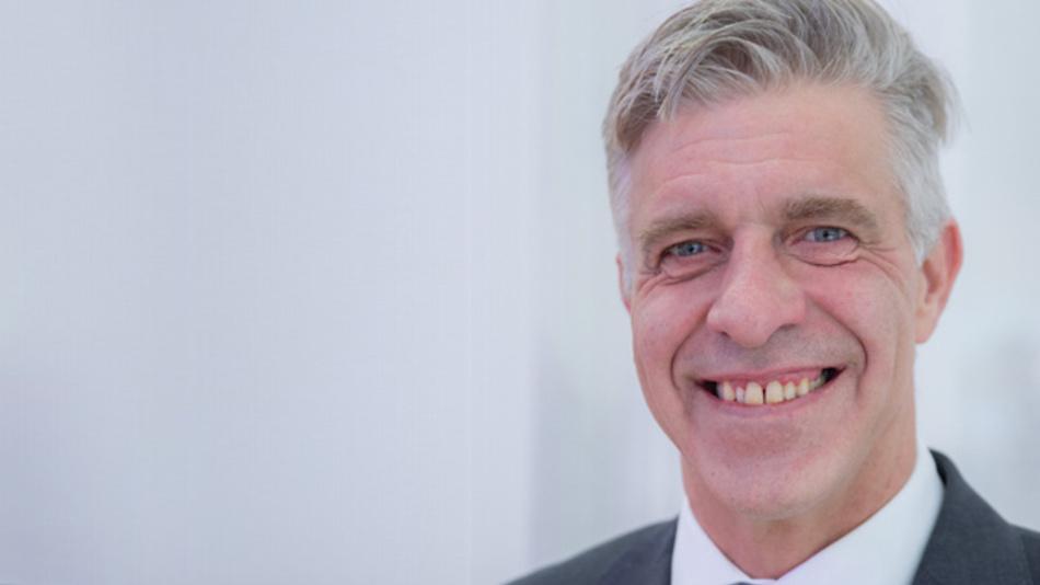 Uwe Gräff ist ab 01.01.2019 neuer Vorstand »Neue Technologien und Qualität« bei Harting.
