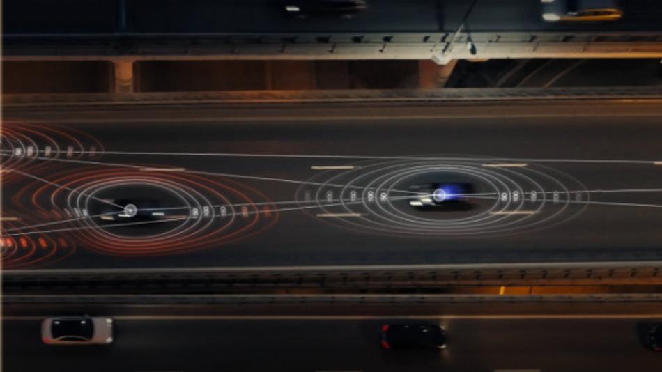 Osram OS und GaN Systems entwickeln gemeinsam die Treiber-Elektronik für leistungsstärkere LiDAR-Laser mit 40 A Amplitudenstrom.