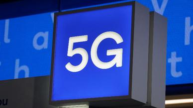 5G auf der CES in Las Vegas
