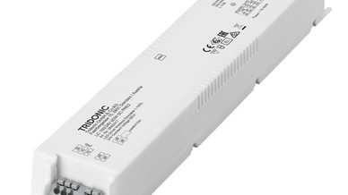 Die drei verschiedenen Bauformen der Treiber mit integriertem basicDIM Wireless-Modul von Tridonic erschließen ein breites Einsatzspektrum für unterschiedliche Leuchtentypen