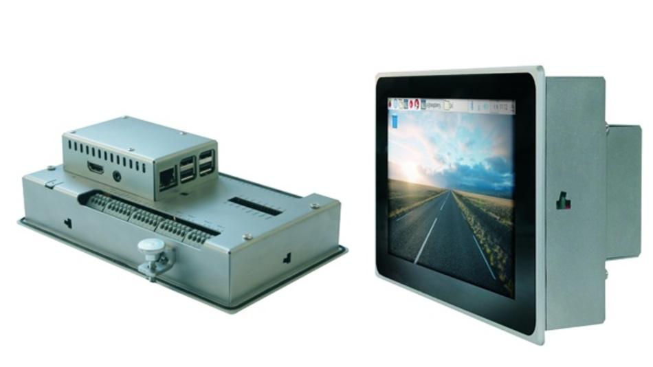 MASS macht den Raspberry Pi zur SPS: SPS-HMI-System auf Raspberry-Pi