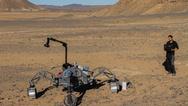 Experimente in der Wüste