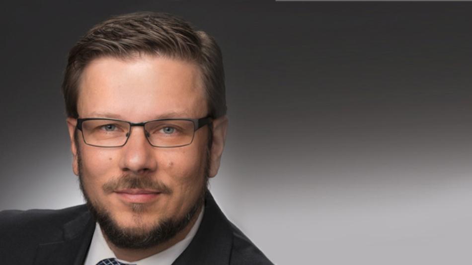 Dr. Falk Herrmann: »Mein Ziel ist es, Rohde & Schwarz Cybersecurity auf Grundlage innovativer wie vertrauenswürdiger Produkte in wachstumsstarken Segmenten nachhaltig zu etablieren.«