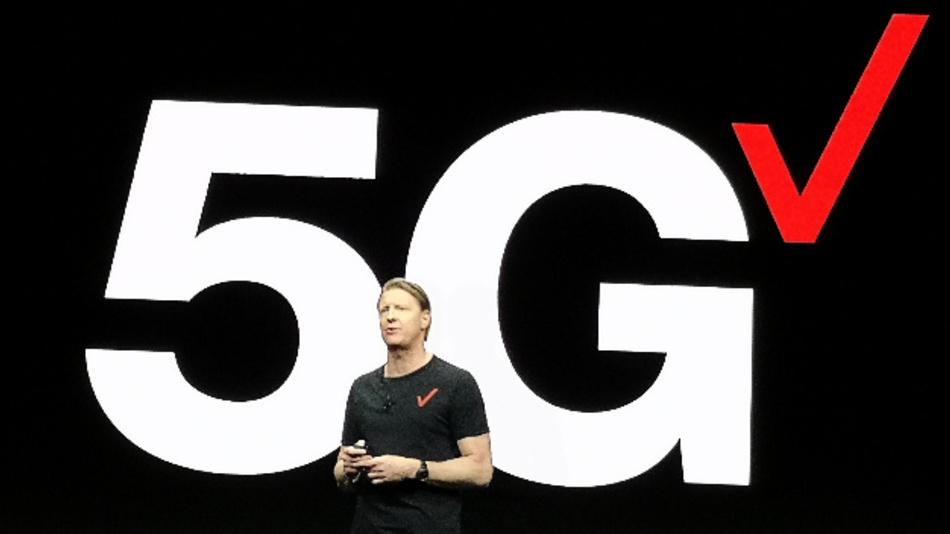 Der Schwede Hans Vestberg löste im August 2018 Lowell McAdam als CEO des US-Mobilfunkbetreibers Verizon ab: »Jeder, der denkt, dass 5G nur für das Mobiltelefon ist, denkt zu klein.«
