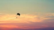 Keine reine Kopfsache: Ob jemand einen Fallschirmsprung wagt, hängt auch von den Genen ab.