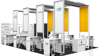 Contact Center Network Stand CCW 2019