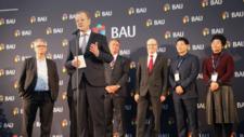 2000 Aussteller aus mehr als 40 Ländern BAU 2019 eröffnet