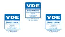 Geprüfte Sicherheit LUXORliving von Theben ist VDE-zertifiziert