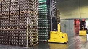 Das automatisierte Blocklager