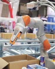 Roboter mit 3D-Vision