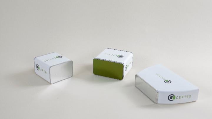 LiDAR-Sensoren der Vista-Serie von Cepton