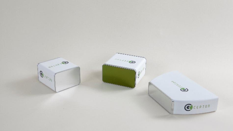 Die LiDAR-Sensoren der Vista-Serie von Cepton bieten eine hohe Auflösung und große Reichweite für das autonome Fahren.