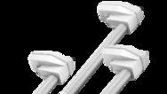 Der Linearantrieb eignet sich unter anderem für Betten, Rollstühle sowie OP-Tische.