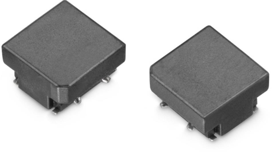 Die Drossel WE-DPIB HV ist speziell für die SMT-Fertigung gefertigt.