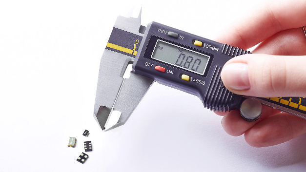 SiTime's MEMS timing devices are available in various standard packages.