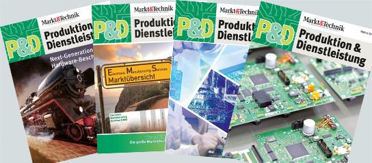 Markt&Technik Produktion&Dienstleistung 2019