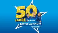 Euronics 50-jähriges Jubiläum