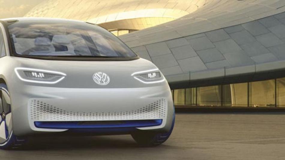 Volkswagen will bis 2025 mehr als 50 batterieelektrische Modelle anbieten.