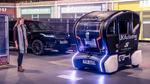 Wie autonome Fahrzeuge mit Fußgängern kommunizieren