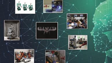 KIT mit Roboterteams fremde Welten erforschen