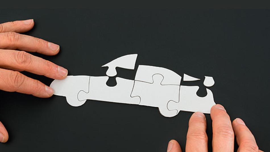 DIe Kombination in dem einzelnen Hauptsystem sind bei einem Elektrofahrzeug entscheidend.