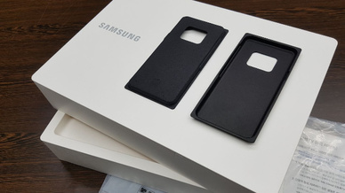 Samsung Verpackung