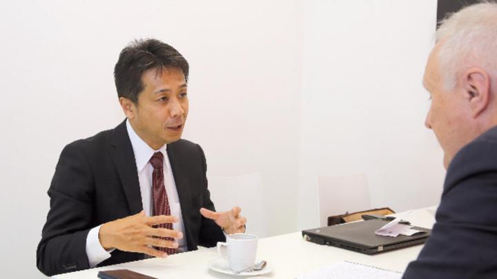 Teaser Murata Interview