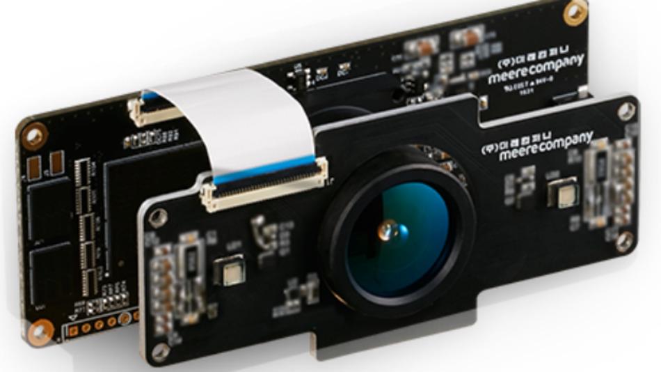 Cube Eye ist ein 3D-Kamerasystem.