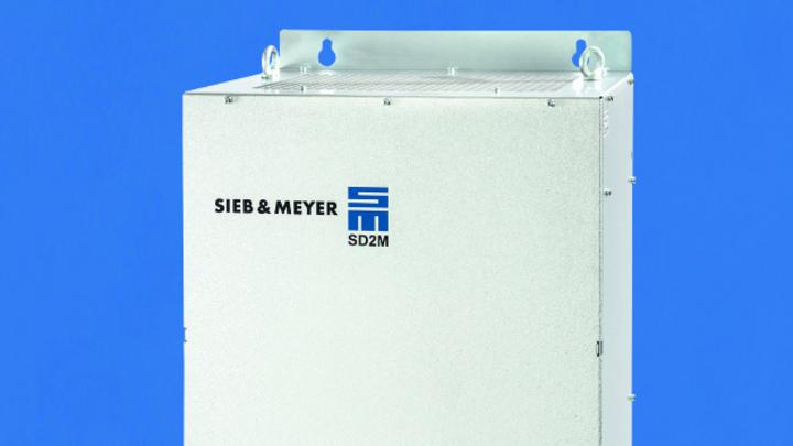 Der Frequenzumrichter SD2M von Sieb & Meyer beruht auf der innovativen Drei-Level-Technologie.