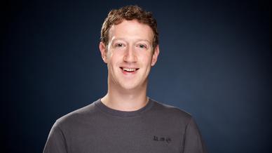 Mark Zuckerberg, Gründer und CEO von Facebook