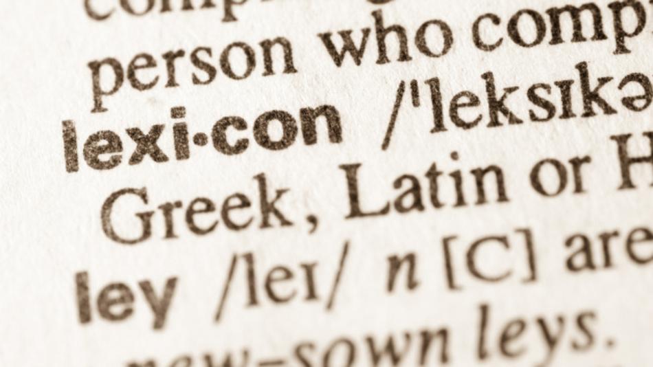 Der Deutsche Wortschatz soll im größten digitalen Wörterbuch erfasst werden.