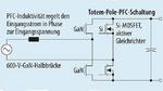 GaN-basierte Totem-Pole-PFC-Topologie